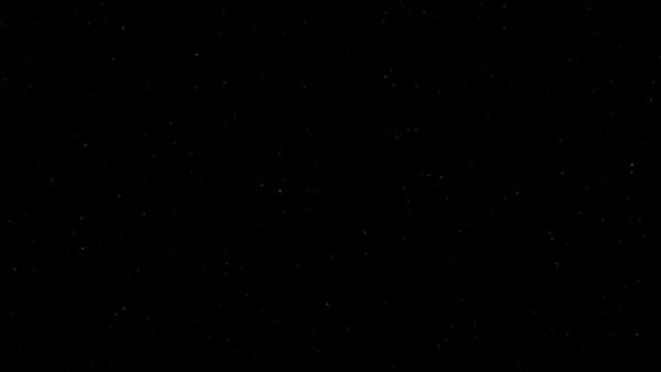 星空(背景なし)